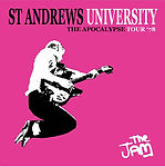 The Jam 07/11/78 - University Of St Andrews - Fife