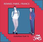 The Jam 27/02/79 - L'Espace Paris