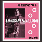 The Jam 14/12/81 - Palais - Hammersmith