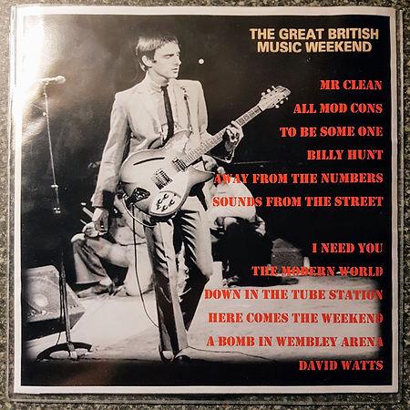 Jam Wembley 29/11/78`