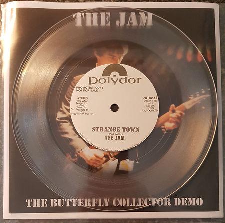 The Jam Starnge Town Demo