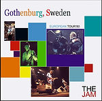The Jam 22/11/80 - Gothenburgh Sweden