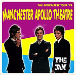 The Jam 13/11/78 - Apollo - Manchester