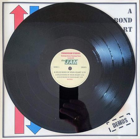 The Jam Solid Bond Demos