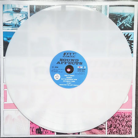 Ultra Rare White Sound Affects Demos