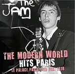 The Jam 14/02/78  - Le Sporté - Paris