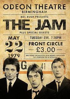 Jam Birmingham 1979