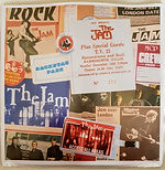 The Jam Wenble / Hammersmith Live EP
