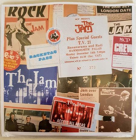 The Jam Live Hammersmith - Big Bird , Going Underground