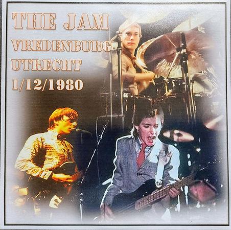 The Jam Utrecht 1/12/80