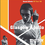 The Jam 30/10/80 - Apollo - Glasgow