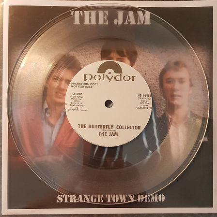 The Jam The Butterfly Collector Demo
