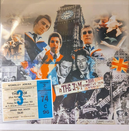 The Jam Live at Wembley 03/12/82