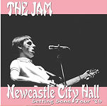 The Jam 07/12/79 - City Hall - Newcstle