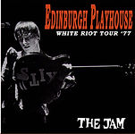 The Jam 07/05/77 - Playhouse Theater - Edinburgh