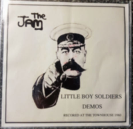 Little Boy Soldiers Demos