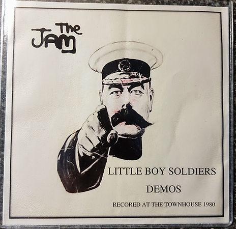 Little Boy Soldiers Demos