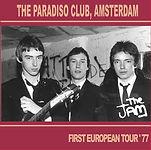 The Jam 30/09/77- Paradiso Club - Amsterdam