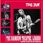 The Jam 16/11/80 - Rainbow Theatre - Finsbury Park