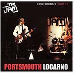 The Jam 14/06/77- Locarno - Portsmouth