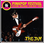 The Jam 26/05/80 - Pink Pop Festival - Holland