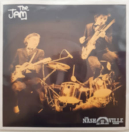 The Jam Nashville EP