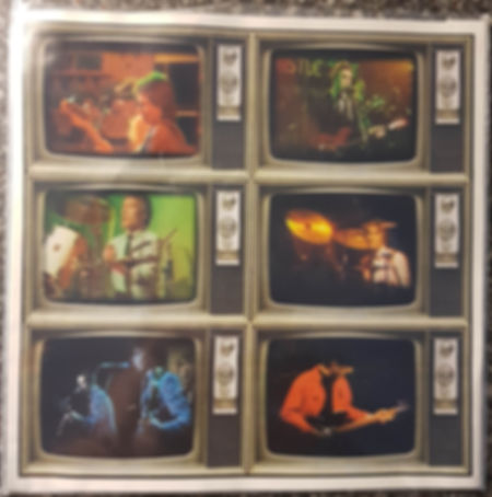 The Jam live on TV EP