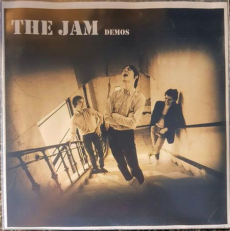 The Jam Precious Running On The Spot DEMOS