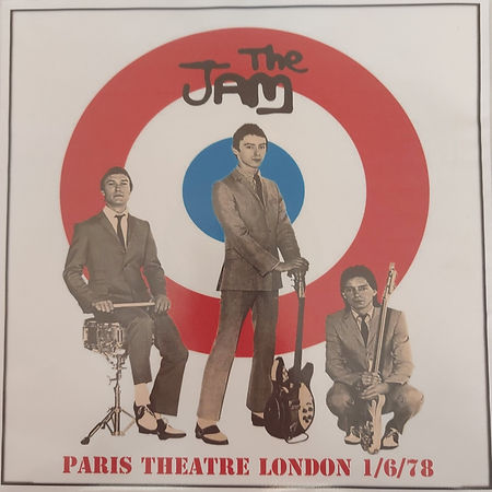 Live At The Paris Theatre 1/6/78