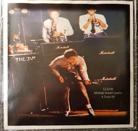 The Jam Michael Sobell EP