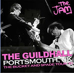 The Jam 23/06/81 - Guildhall - Portsmouth