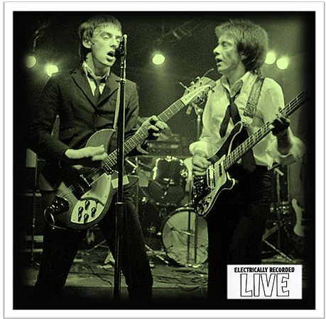 The Jam Jam Live IN London 2 (EP)