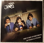 The Jam Shes Got Everything / Aunties & Uncles