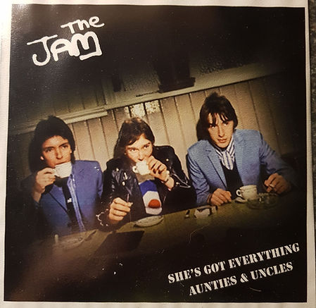 The Jam She's Got Everything