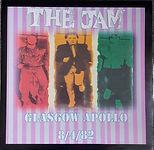 """The Jam 12"""" Glasgow Apollow 8/4/82"""