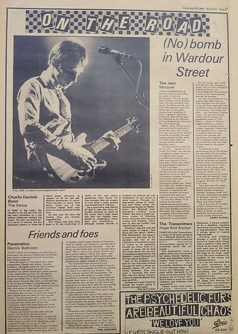 The Jam Marquee
