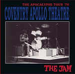 The Jam 15/11/78 - Coventry Theatre - Coventry
