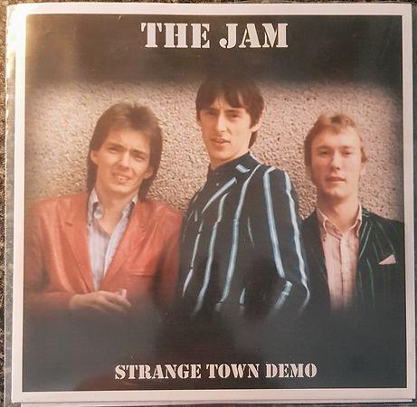The Jam Strange Town Demo