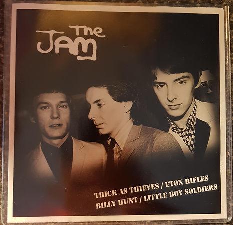 The Jam Rainbow EP