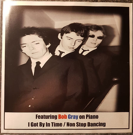 I Got By In Time /  Non Stop Dancing demos