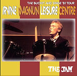 The Jam 30/06/81 - Magnum Centre - Irvine