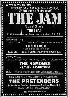 The Jam USA