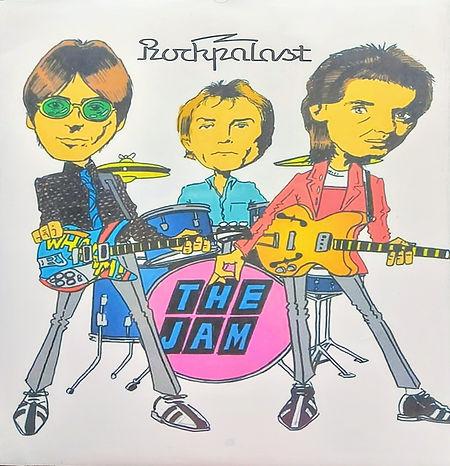The Jam Rockpalast 1980