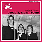 The Jam 15/10/77 - CBGB's - New York