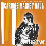 The Jam 04/07/81 - Market Hall - Carlisle