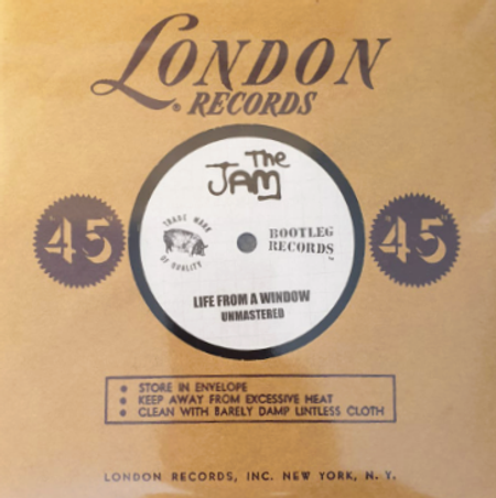 The Jam Life From A Window / Here Comes The Weekend Unmixed