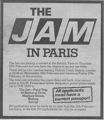 The JAm Paris