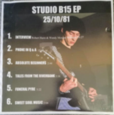 B15 Interview & Live Session