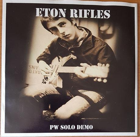 Eton Rifles / Saturdays Kids PW demos