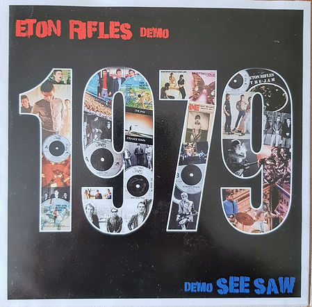 Eton Rifles / See Saw Demos